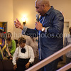 "Pastor Thompson preaches ""The Recovery"""