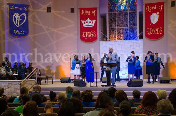 Spring Convocation - The Power of One - Sunday night