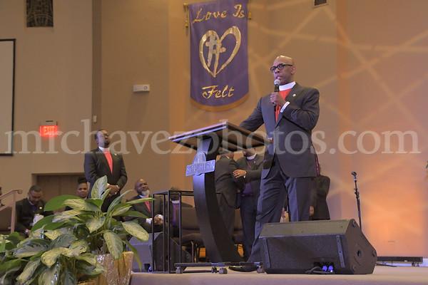 2018 Full Gospel Baptist Church Fellowship International Western Regional Summit hosted by Southern Saint Paul Church of Los Angeles