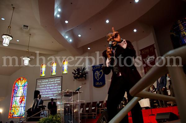 SMBC Money Matters Series, Pastor X. L. Thompson