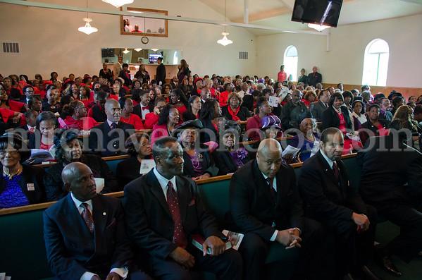 4-12 Travelers Rest Pastor Gates 1st Anniv-6