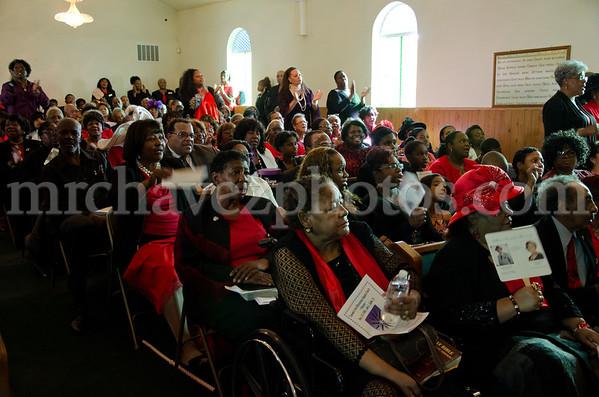4-12 Travelers Rest Pastor Gates 1st Anniv-26