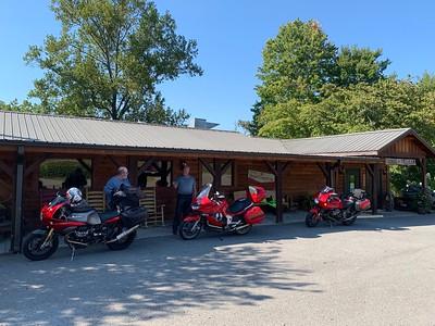 Lodge at Tellico at last!