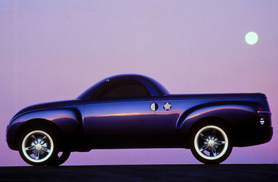 Chevy Truck SSR Concept