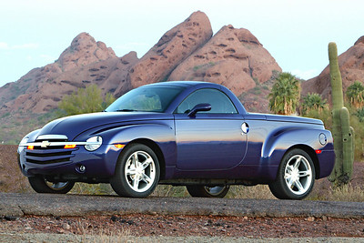 2003 Chevrolet SSR Signature Series