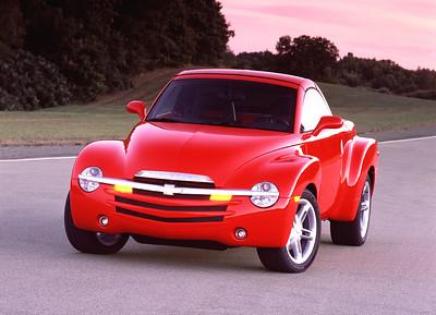 2003 Chevy SSR