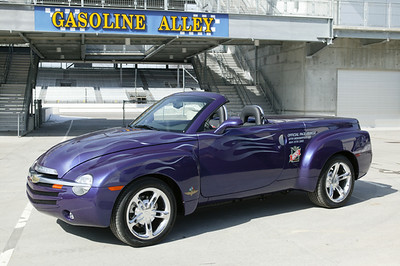 2003 Chevy SSR - 2003 Indy 500 Pace Vehicle
