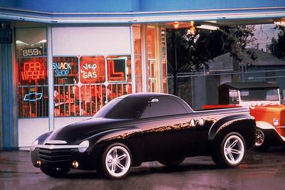 Chevrolet SSR Concept Vehicle