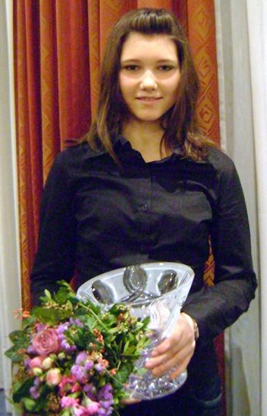 Valentina Kozumplik nagrađen
