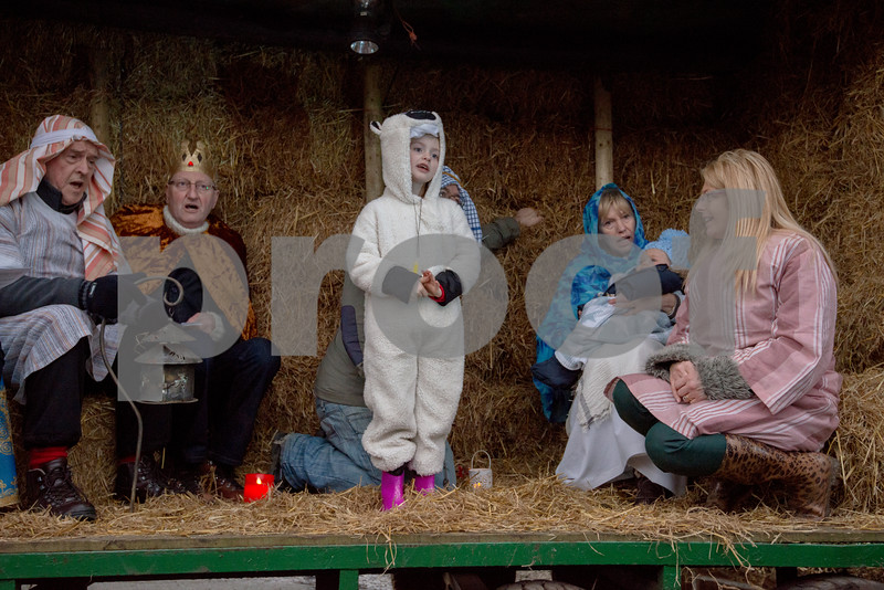 "St Francis of Assisi CE Church Nativity at Latham House Farm, Orrell.  Picture by  <a href=""http://www.nickfairhurstphotographer.com"">http://www.nickfairhurstphotographer.com</a>"
