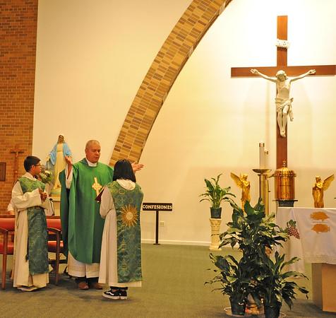 ST. JAMES THE APOSTILE CELEBRATION & MASS - 07/28/19