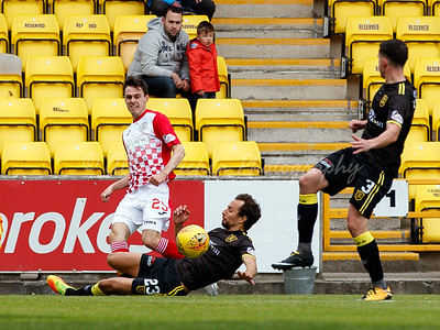 19/08/17 LADBROKES PREMIERSHIP  LIVINGSTON v ST MIRREN (1-3) TONY MACARONI ARENA - LIVINGSTON