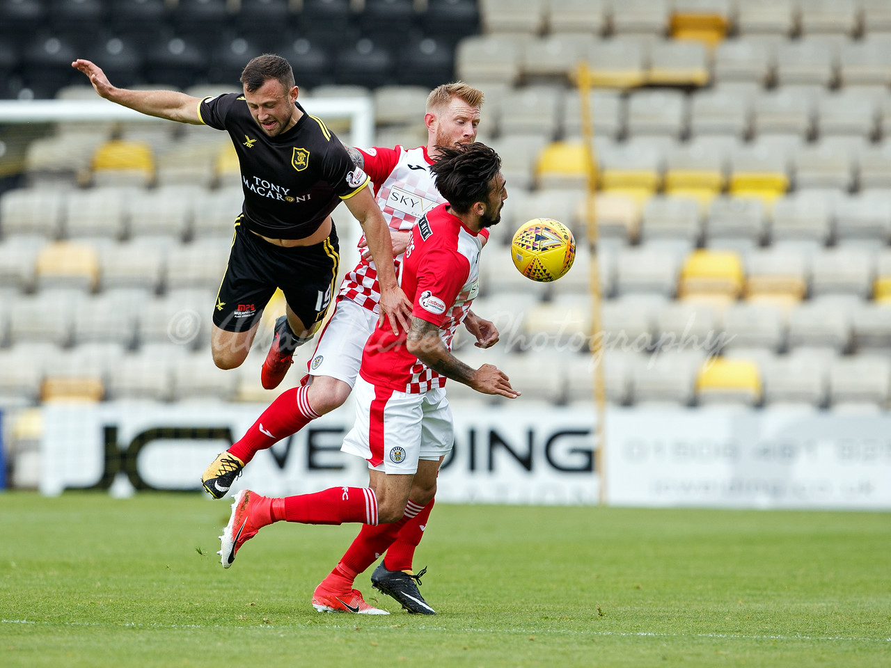 19/08/17 LADBROKES PREMIERSHIP<br />  LIVINGSTON v ST MIRREN (1-3)<br /> TONY MACARONI ARENA - LIVINGSTON