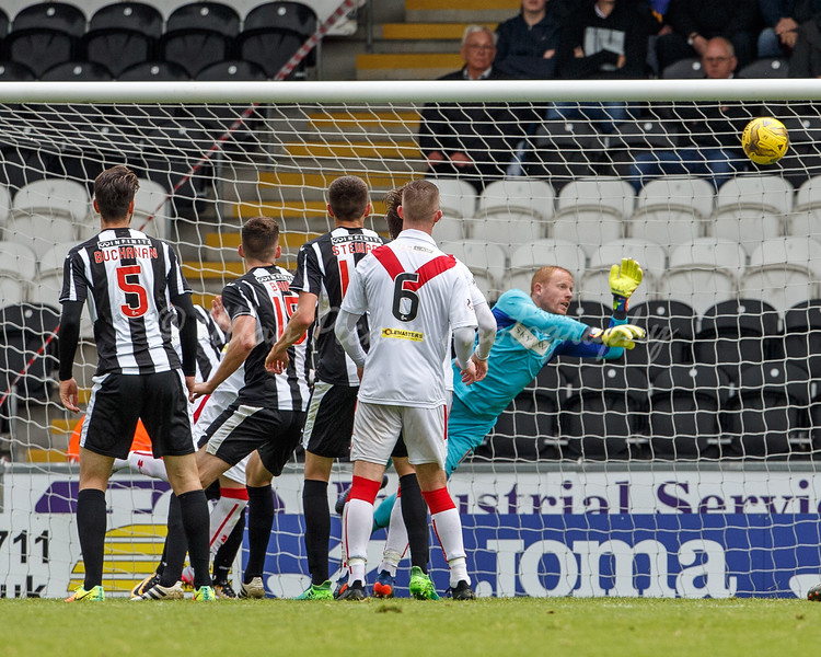 29/07/17 BETFRED CUP<br /> ST MIRREN v AIRDRIEONIANS (5-0)<br /> PAISLEY 2021 STADIUM - PAISLEY