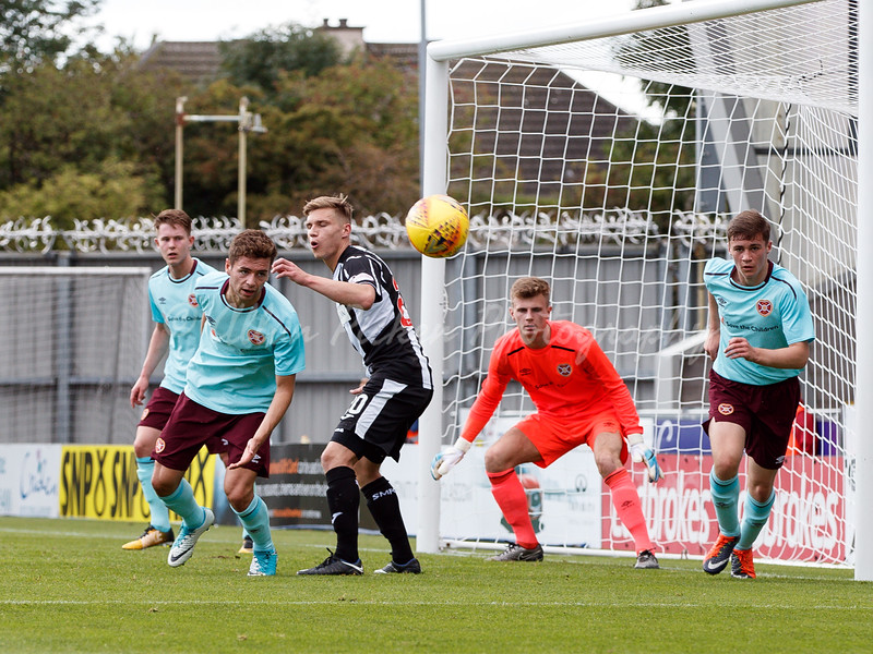 02/09/17 IRN BRU CUP<br /> ST MIRREN V HEARTS COLTS (3-1)<br /> PAISLEY 2021 STADIUM