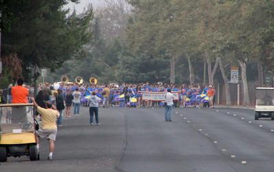 2012 ST Homecoming Parade