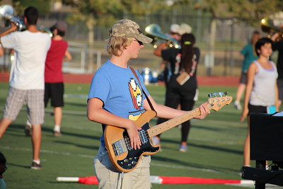 2015-08-07 Band Camp Friday Evening Performance