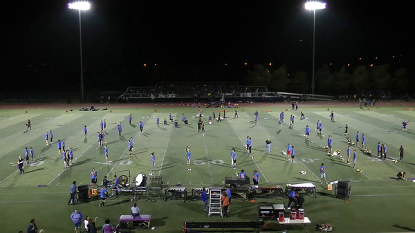 2016-09-23 ST Marching Band Halftime Show