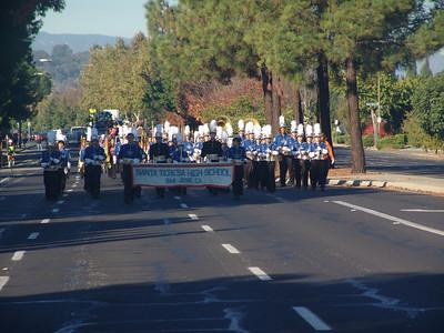 ST Homecoming Parade 10-22-11