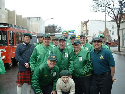 ST PATTY'S PARADES 2010