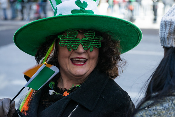 ST Paddy's Day Parade 2017  NYC
