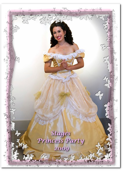Liz- Princess Party