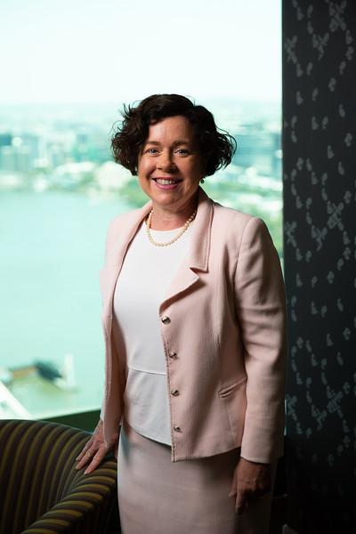 Rebecca Treston Queensland Barristers Association. 7 November 2018, Brisbane. Photo: Attila Csaszar