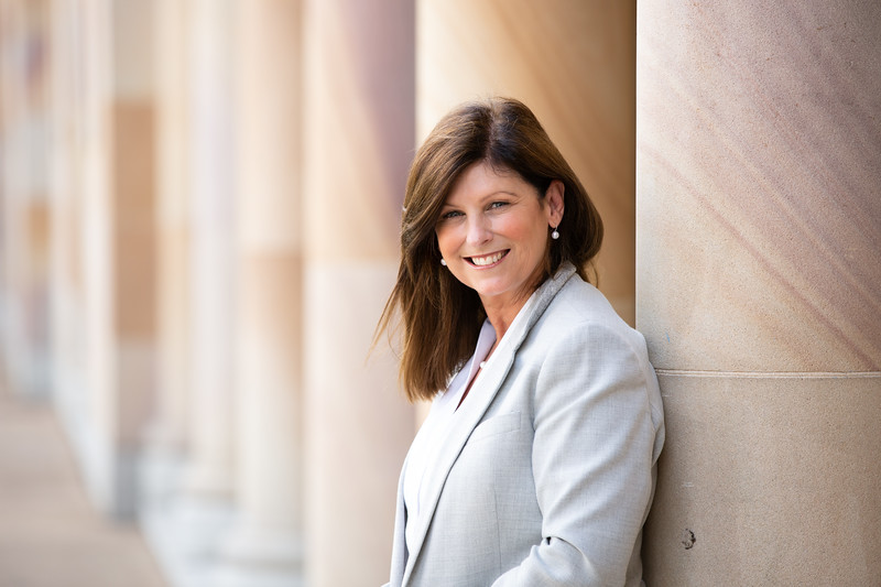Prof Julie Cogin UQ MBA. 04 Mar 2019, Brisbane. Photo: Attila Csaszar