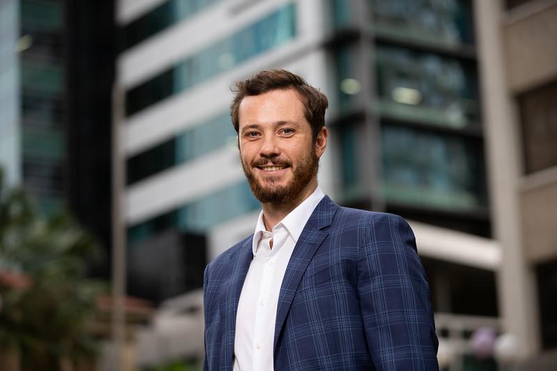 Timmothy Green University of Queensland student, 01 Mar 2019, Brisbane. Photo: Attila Csaszar