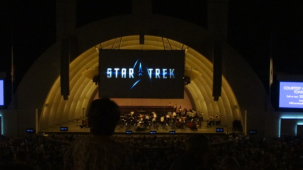 STAR TREK at the Hollywood Bowl with LA Phil