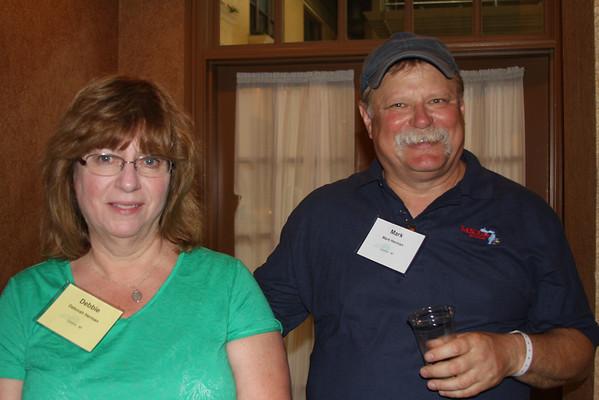 Debbie and Mark Herman