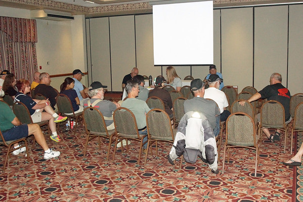 State Directors/Volunteers Meeting