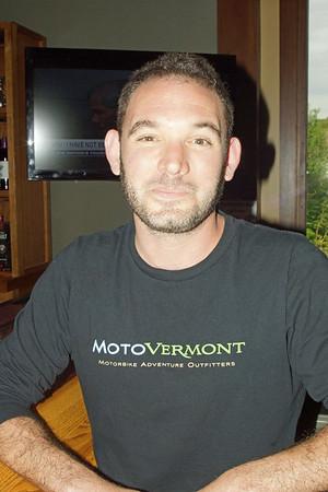 Eric Milano - Moto Vermont
