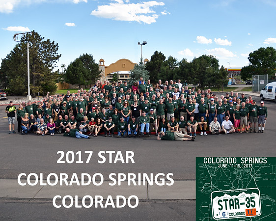 2017 STAR Group Photo