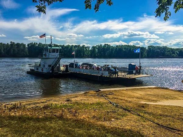 Cassville Ferry