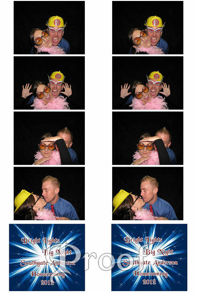 STA Homecoming Photo Booth Pics.