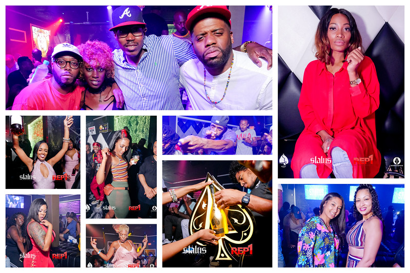 STATUS SATURDAY'S @ ACE 8/4/18
