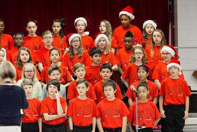 STCE Chorus Christmas 12-11-15