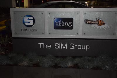 STE at SIM Group post house, JM at Mccallum Theater