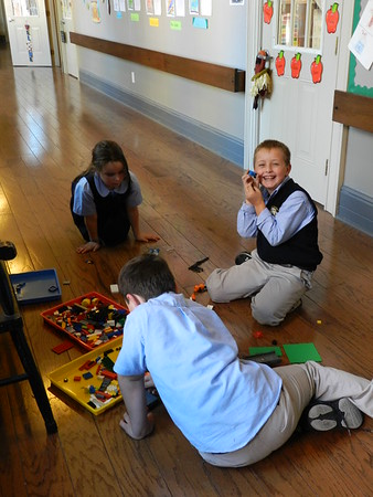STEAM 1st-3rd grades Legos-Fall 2016