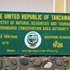 NGORONGORO ENTRANCE, TANZANIA