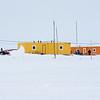 Novolazarevskaya, DML, Antarktis
