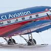 Basler DC-3 i Antarktis