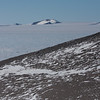 Fjellformasjon, Dronning Maud Land, Antarktis