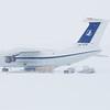 IL-76 EW-78799 Novolazarevskaya, DML, Antarktis