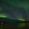Aurora borealis, Nordlys, Sommarøy, Tromsø, Norway