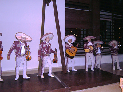 Hotel -9 Mariachi music night show