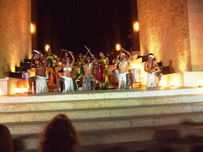 Hotel -10 Samba, Bossa Nova, Tropicalismo, Brazilian Fire Dance night show