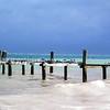 Beach -3<br /> Seagulls are enjoying, too...