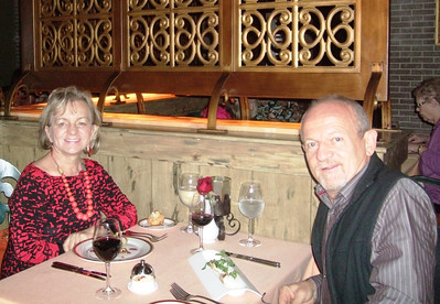 At Bordeaux restaurant - 2
